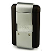 Lotus L200 Torch Flame Lighter Black Matte & Chrome Velour