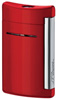 S.T. Dupont MiniJet Cigar Torch Lighter Fiery Red