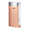 ST Dupont Slim 7 Range Torch Cigar Lighter Brushed Copper