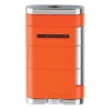 Xikar Allume Double Flame Cigar Torch Lighter Orange