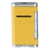 Xikar Allume Double Flame Cigar Torch Lighter Yellow