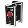 Lamborghini Pergusa Cigar Torch Lighter Black Lacquer