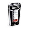 Lamborghini Aero Cigar Torch Lighter Black and Silver