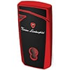 Lamborghini Magione Cigar Torch Lighter Black and Red