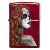 Zippo Day of the Dead Girl