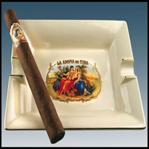 La Aroma De Cuba Cigar Ashtray