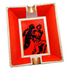 God of Fire 2009 Limited Cigar Ashtray Red