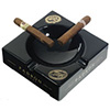 Padron Black Gloss Ceramic Cigar Ashtray