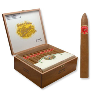 Gispert Belicoso Natural Cigar Box