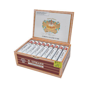 H Upmann 1844 Reserve Corona Major Tube Cigar Box