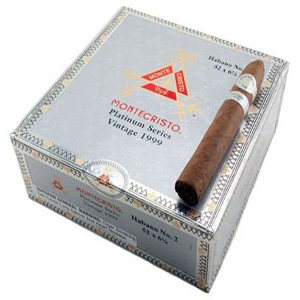 Montecristo Platinum No.2 Cigars