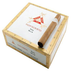 Montecristo White Toro Cigar Box