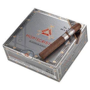 Montecristo Platinum No.3 Cigar Box