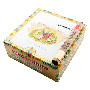 Romeo y Julieta 1875 Cedro Deluxe No. 1 Cigar Box