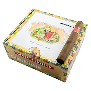 Romeo y Julieta 1875 Exhibition No. 3 Cigars