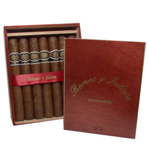Romeo y Julieta Aniversario Churchill Cigars
