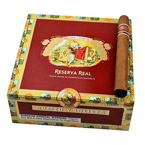 Romeo y Julieta Reserva Real Churchill Cigars