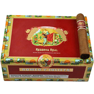 Romeo y Julieta Reserva Real Robusto Cigars