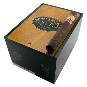 Saint Luis Rey Serie G Churchill Maduro Cigar Box