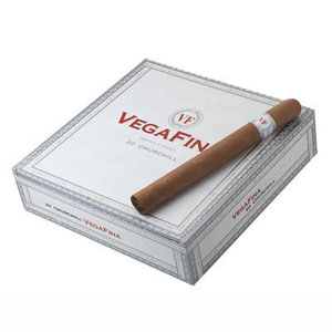 Vega Fina Churchill Cigar Box