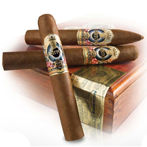 Ashton Virgin Sun Grown Cigars 5 Packs