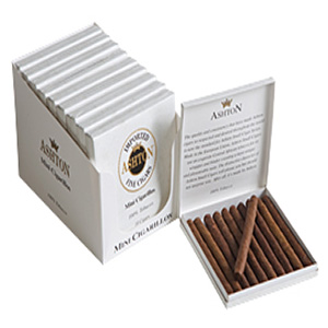 Ashton Mini Cigarillos 10 Boxes of 10