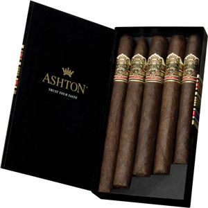 Ashton VSG Sampler Box of 5