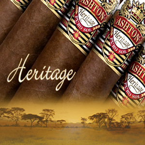 Ashton Heritage Puro Sol Cigars 5 Packs