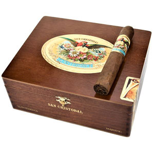 San Cristobal Quintessence Majestic Box