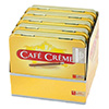 Cafe Creme Cigarillos 5 Tins of 20