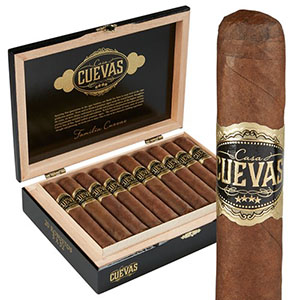 Cuevas Maduro Toro Cigars Box of 20