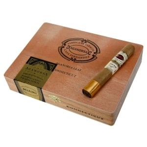 Aganorsa Leaf Connecticut Robusto Cigars