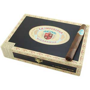 La Imperiosa Double Robusto Cigars
