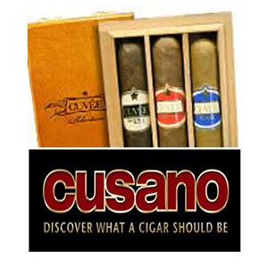 Cusano Cigar Sampers