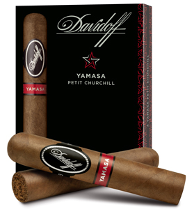 Davidoff Yamasa Petit Churchill 4 Pack