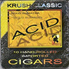 Acid Krush Gold Sumatra Cigarillos