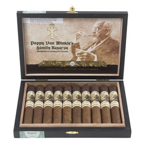 Pappy Van Winkle Barrel Fermented Robusto Box