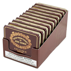 Hoyo de Monterrey Excalibur Miniature Cigarillos Tin of 20