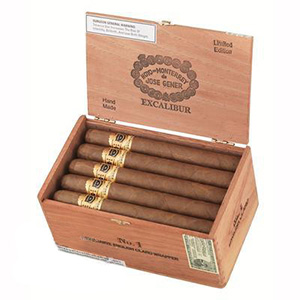 Hoyo de Monterrey Excalibur No.I EC Cigars Box of 20
