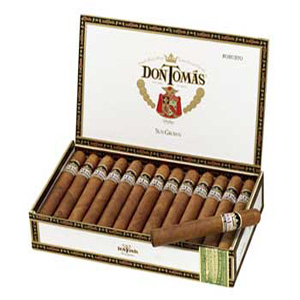 Don Tomas Sun Grown Gigante Cigars