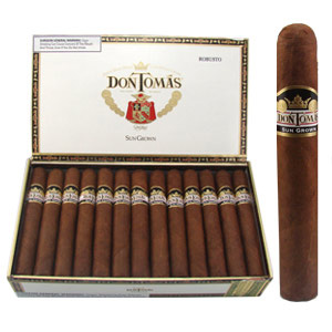 Don Tomas Sun Grown Robusto Cigars