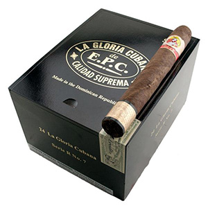 La Gloria Cubana Serie R No.7 Natural Cigars