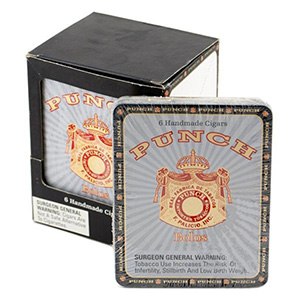 Punch Bolo Small Cigars 5 Tins of 6