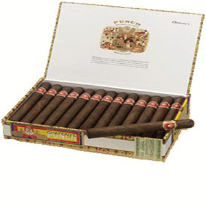 Punch Deluxe L Maduro Cigars