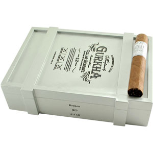 Gurkha Cellar Reserve 12 Year Platinum Kraken Cigars 5 Pack