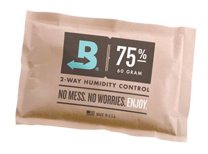 Boveda 75% Humidity Pack