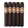 Diamond Crown No.4 Robusto Maduro 5 Pack