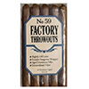 Factory Throwouts #59 Natural Bundle Cigars