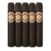 Diamond Crown No.5 Robusto Maduro Cigars 5 Pack