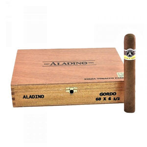 Aladino Gordo Cigars Box